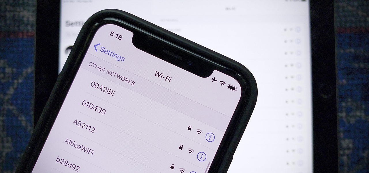 How To: You No Longer Have to Open Settings to Switch & Connect to Wi-Fi on Your iPhone (FINALLY!)