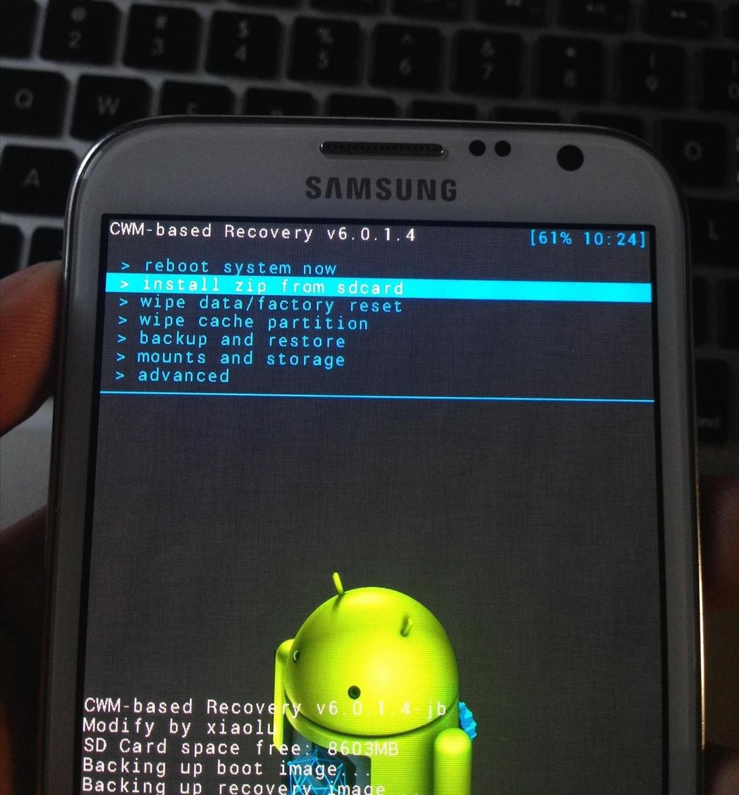 How to Flash a Custom ROM onto Your Samsung Galaxy Note 2