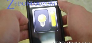 Hack an HTC Evo 4G phone to record video in the dark