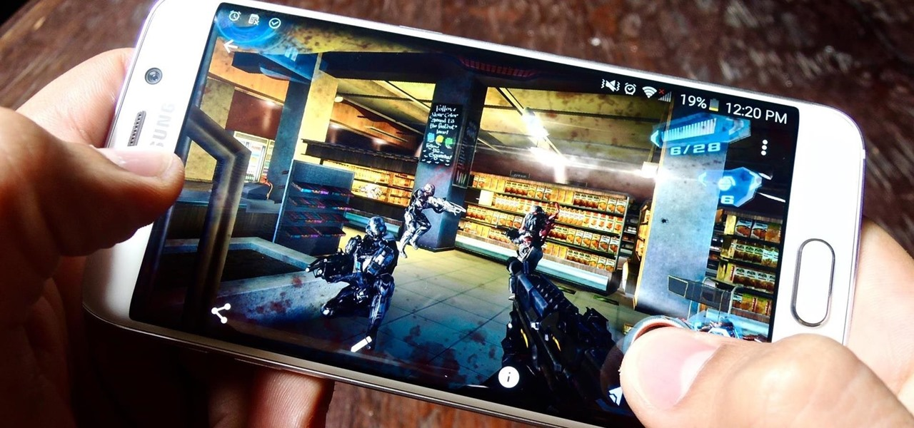 Reduce Lag & Boost Performance for Games on a Galaxy S6 or Note 4