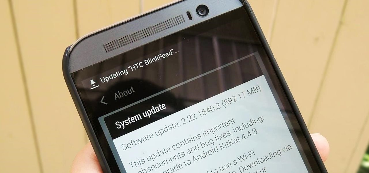 Convert Your HTC One into a Developer Edition for Super Fast Sense Updates