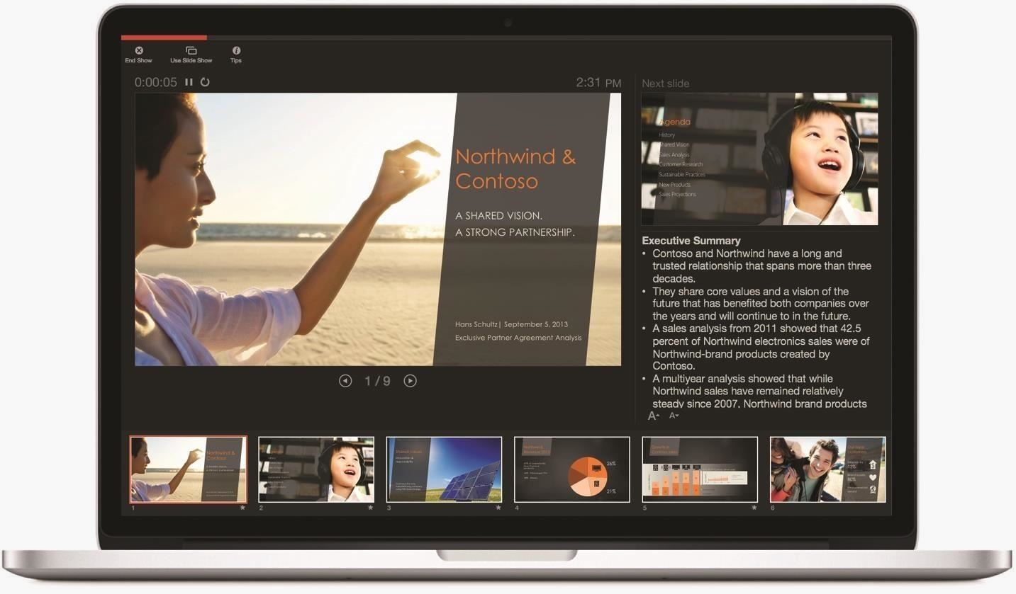 Office for Mac 2016: See What's New & Try Out the Public Preview