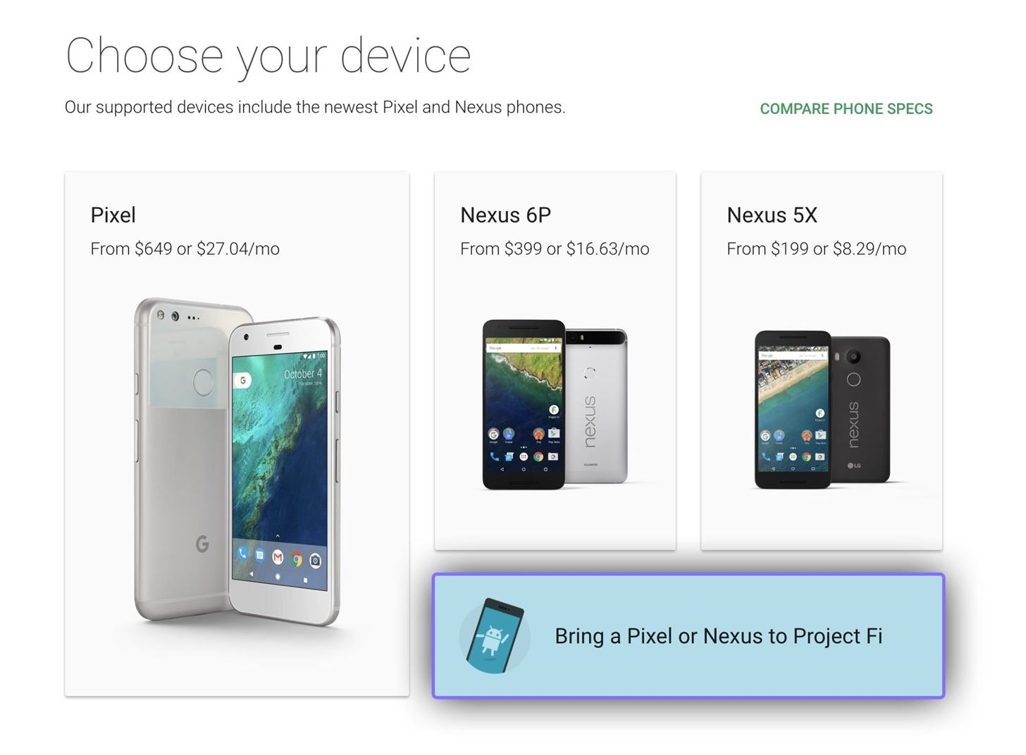 How to Set Up Google's Project Fi on Your iPhone