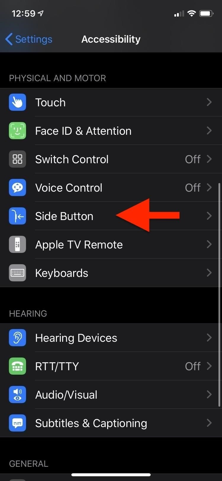 Make It Easier to Double & Triple-Click Your iPhone's Side Button with One Simple Adjustment