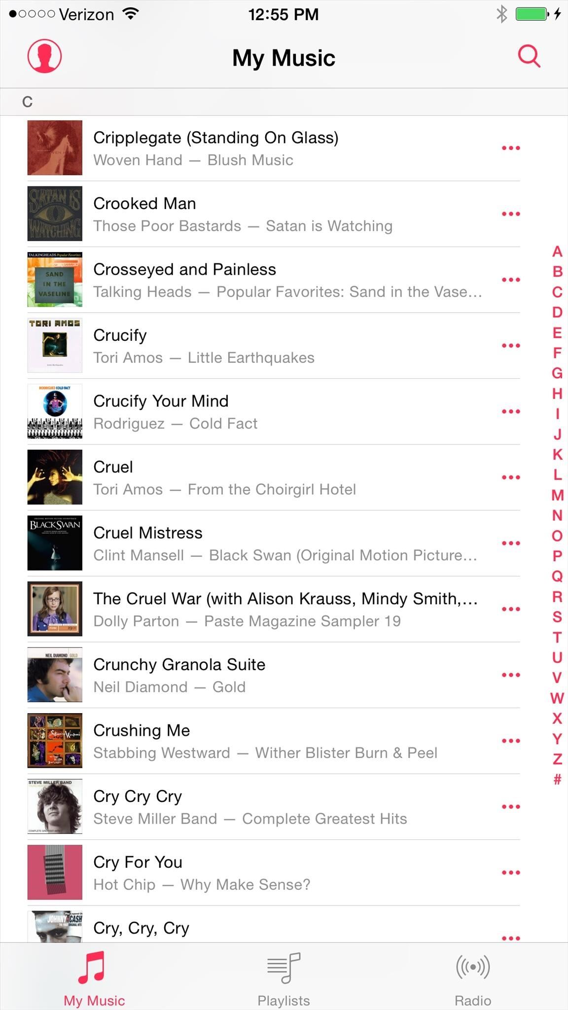 How to Remove the Apple Music & Connect Tabs from iOS 8.4's Music App