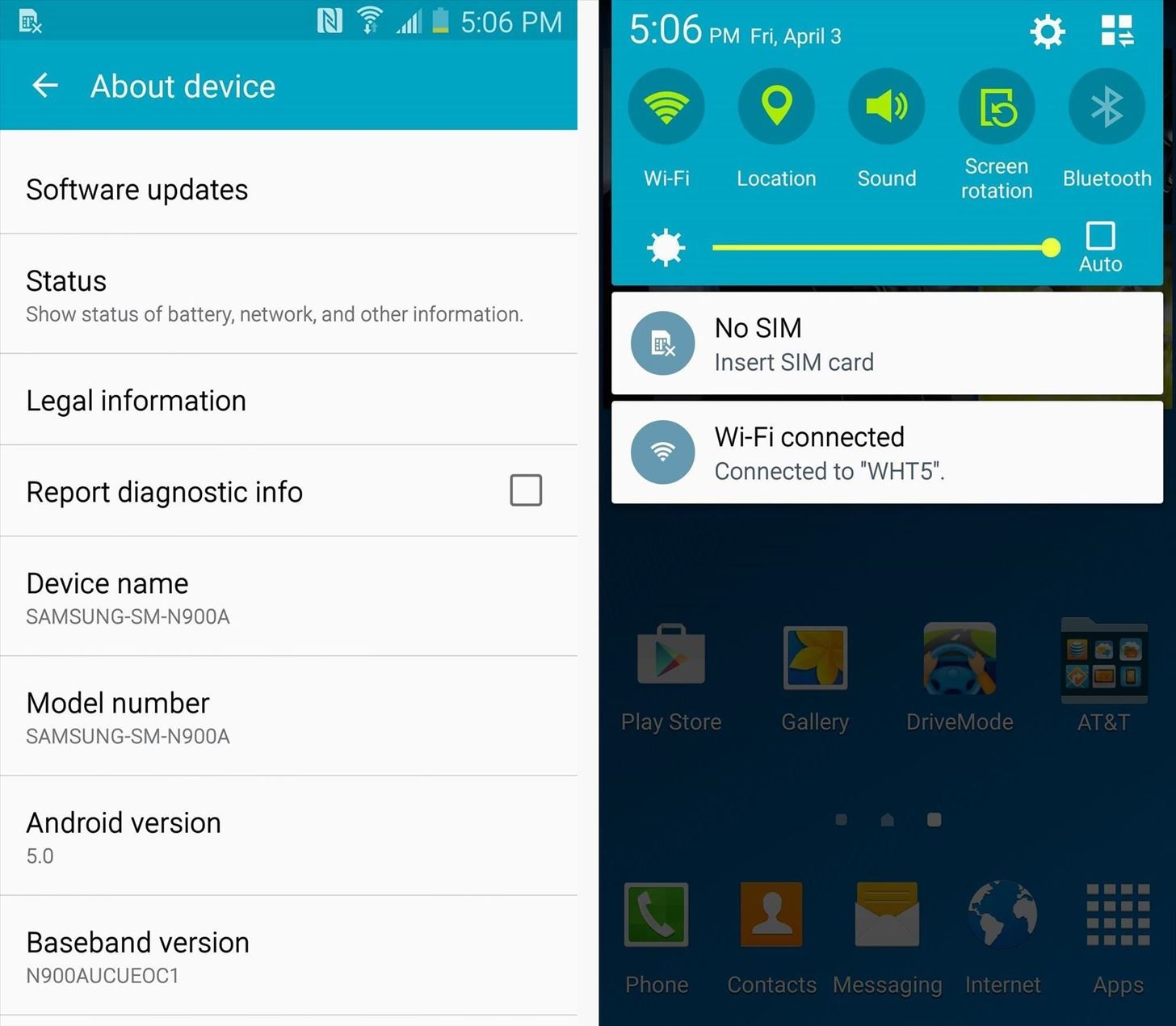 How to Install the Leaked Lollipop Firmware on Your Galaxy
