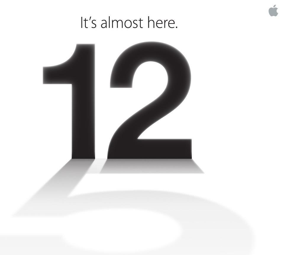 """The """"New iPhone"""" Release Date?"""