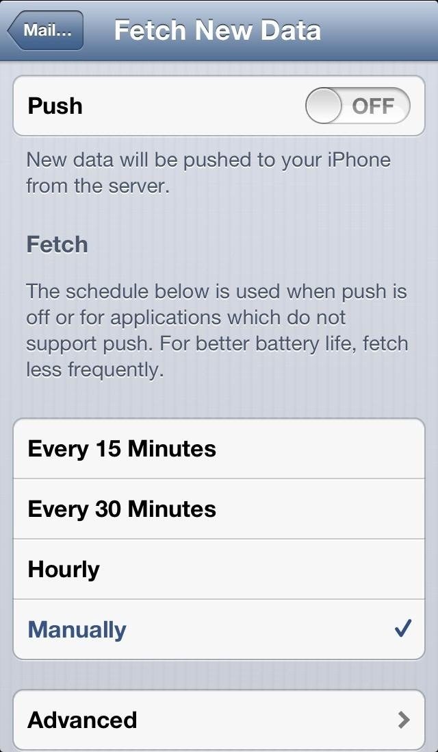 How to Fix the Battery Draining Issue on Your iPhone After Updating to iOS 6.1.3