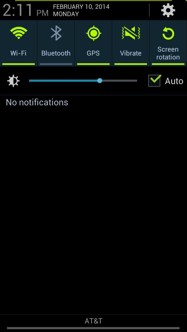 How to Stop Those Annoying Persistent Notifications on Your Samsung Galaxy S3 for Good