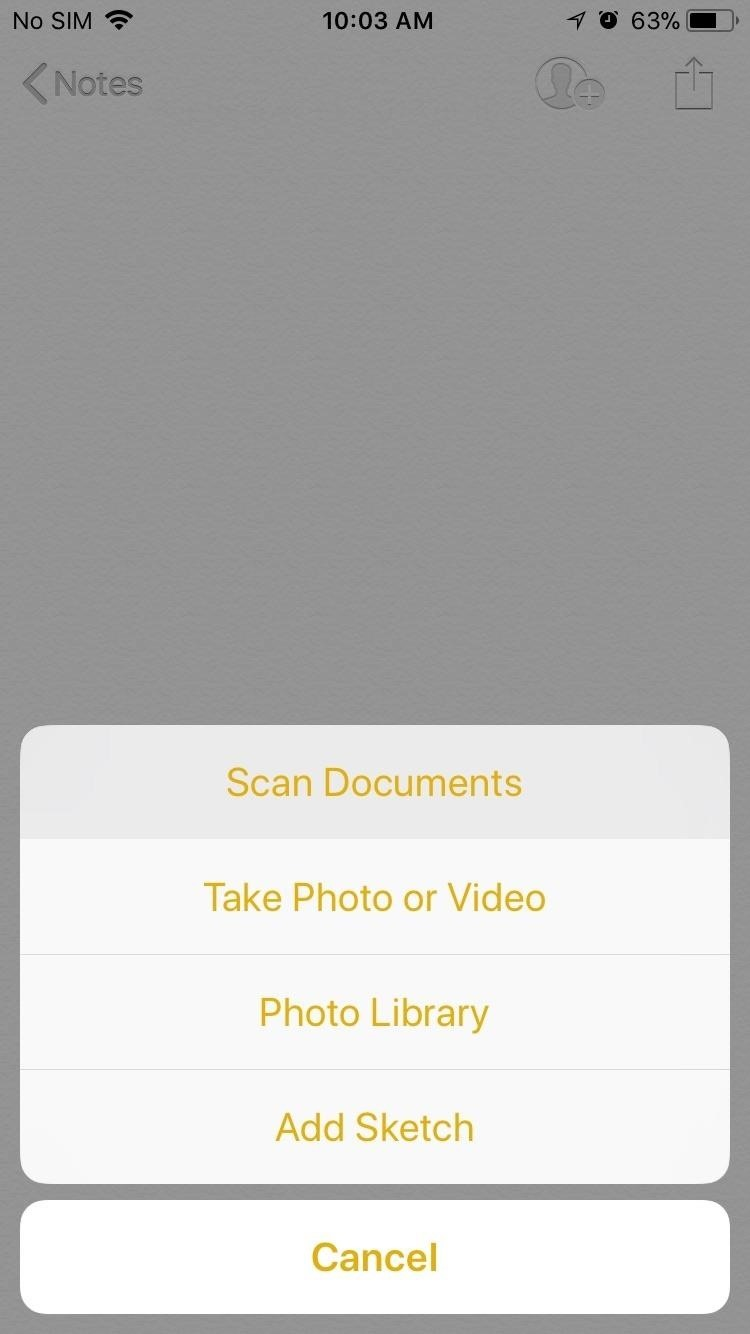 How to Easily Scan Documents on Your iPhone in iOS 11