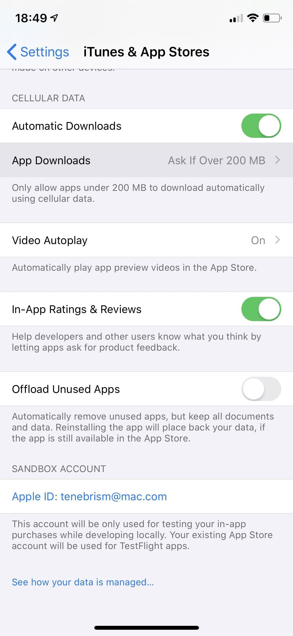 Download Apps of Any Size Using Cellular Data on Your iPhone in iOS 13 — Without Any Warnings