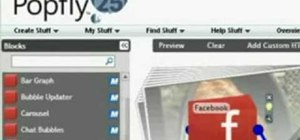 Create Facebook widgets