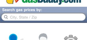 Use the GasBuddy Mobile App to Find the Cheapest Prices in Town