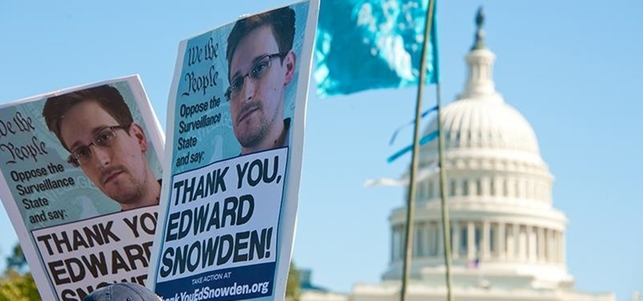 Whoops! Feds Accidentally Reveal Snowden as Their Email Spy Target