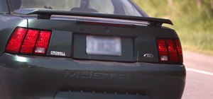 Infrared LEDs Protect Your License Plate Number from Police Cams