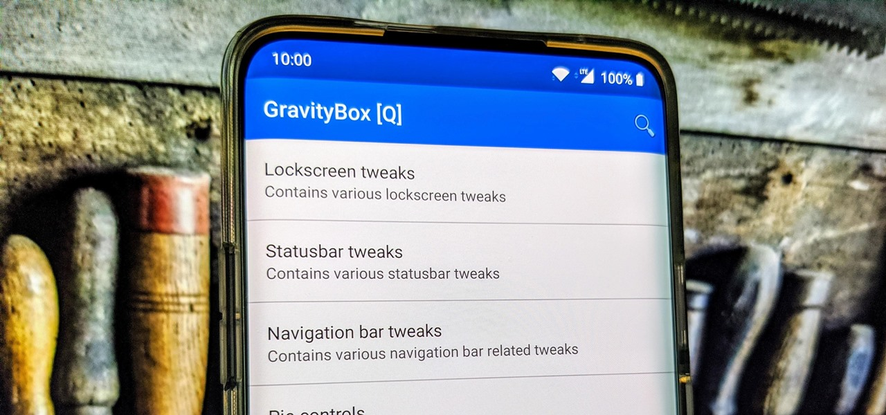 Install GravityBox on Android 10 for All the Customization Options You Could Ever Need