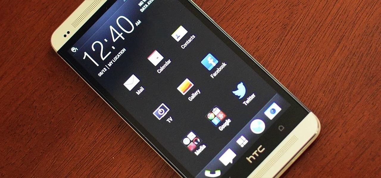 Convert Your Google Play Edition HTC One into an HTC One with Sense & No Bloat