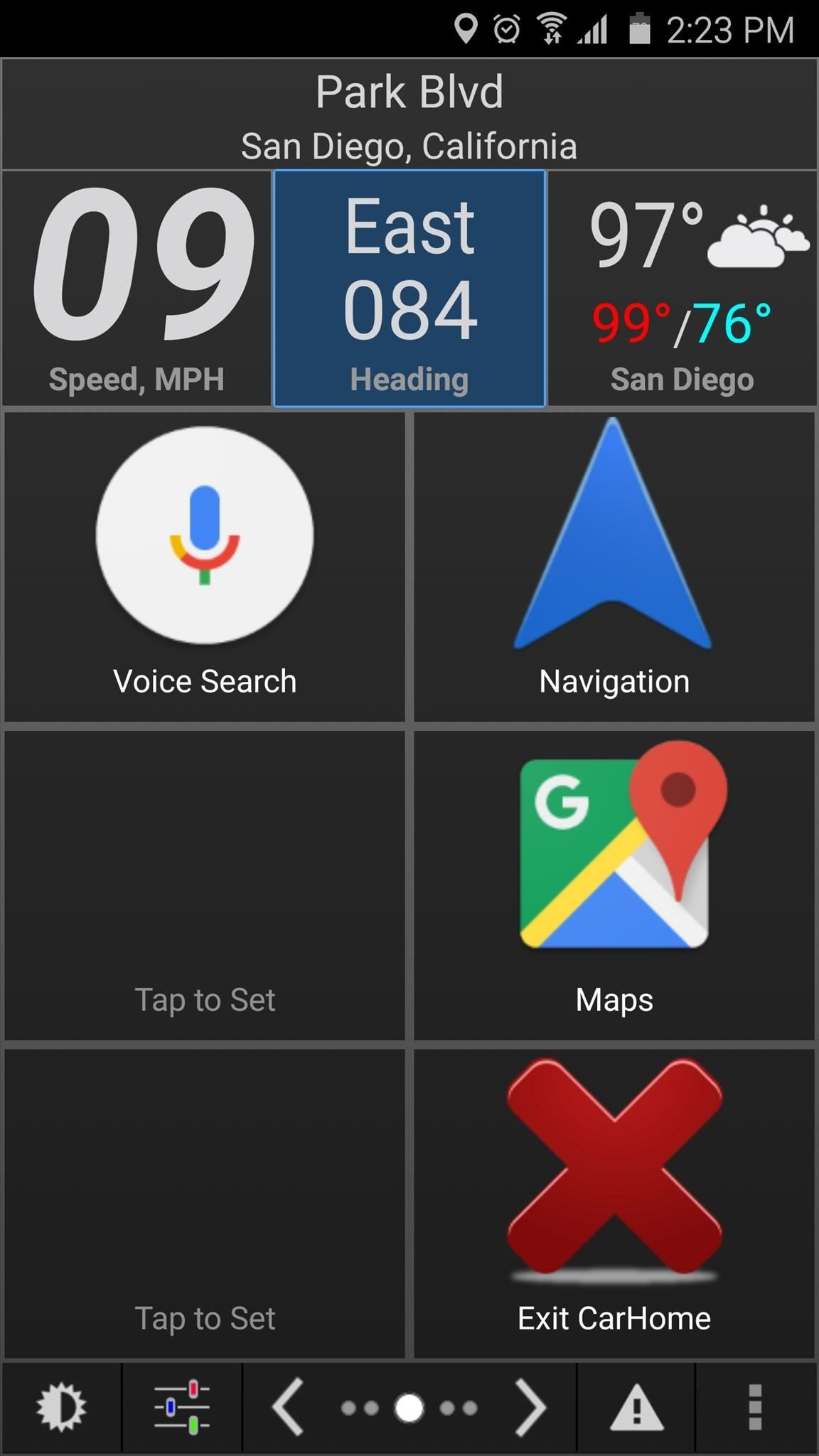 The 5 Best 'Car Mode' Apps for Android