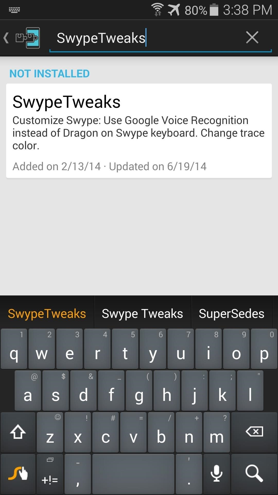 How to Add Custom Colors & Google Voice Typing to Swype on Your Galaxy S5