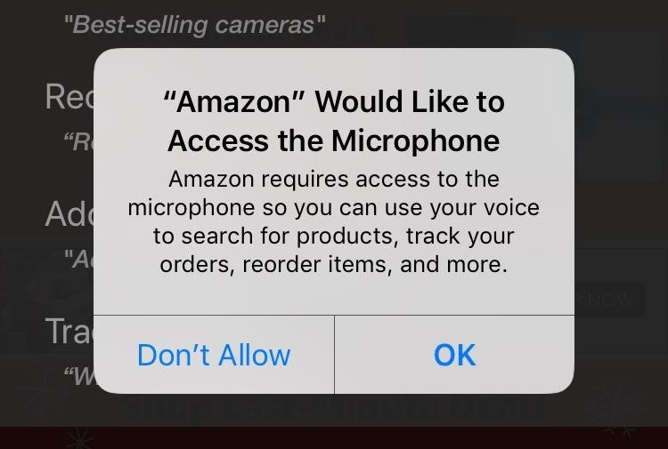 Privacy 101: To prevent apps from accessing your iPhone's microphone