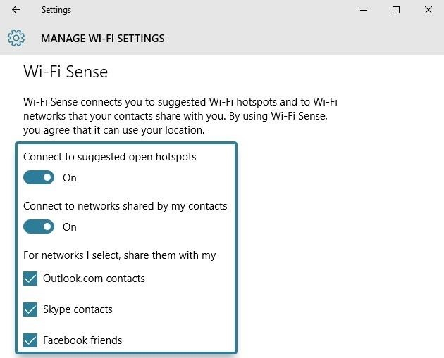 windows 10 wifi turn on