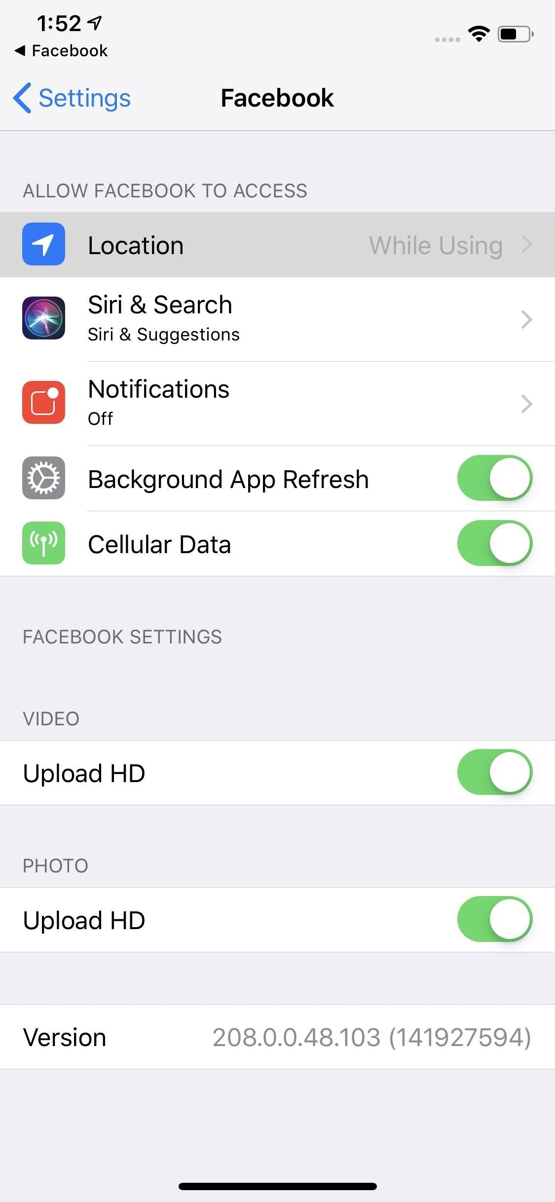 How to Keep Facebook from Tracking Your Location When You're Not Using the App