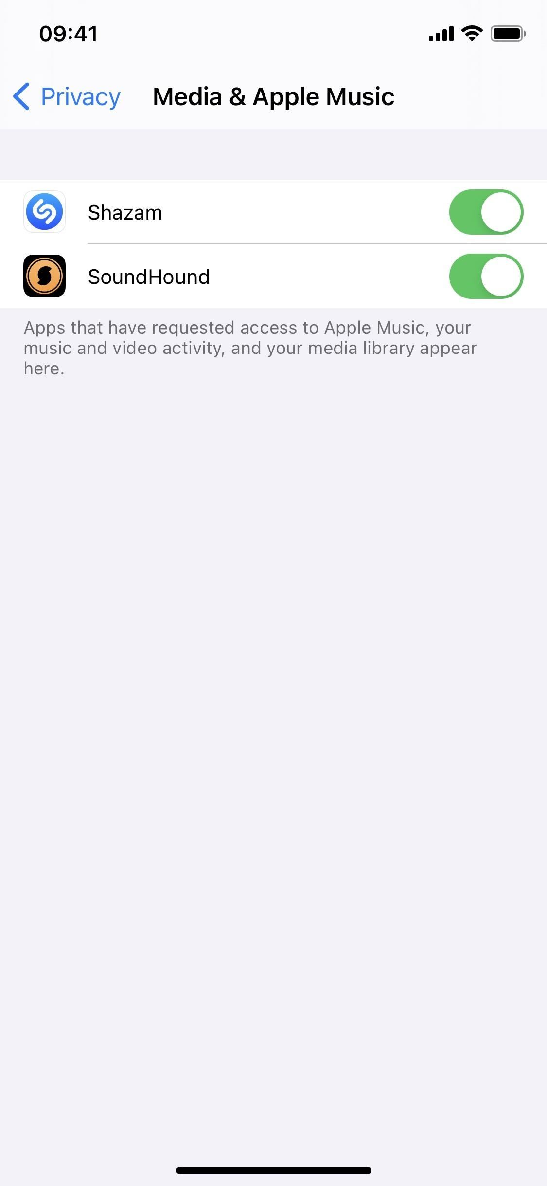Apps & Services May Have Access to Your Apple Music & Media Library — Here's How to Check & Revoke Their Permissions