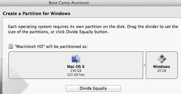 how to mount a mac drive on windows