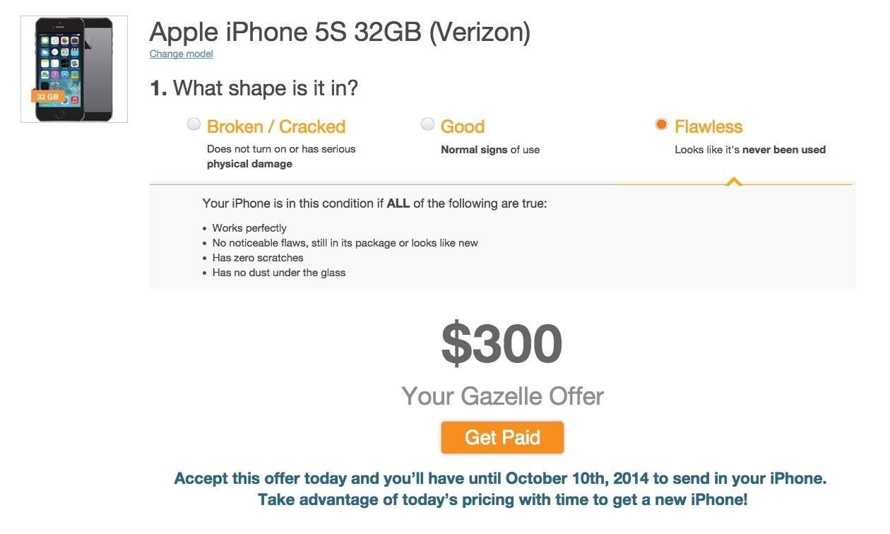 Upgrading to iPhone 6? Trade in Your Old iPhone for $400 ...