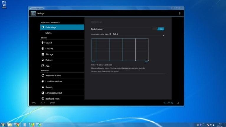 How to Run a Full Version of Android 4.0 Ice Cream Sandwich on Your Windows PC