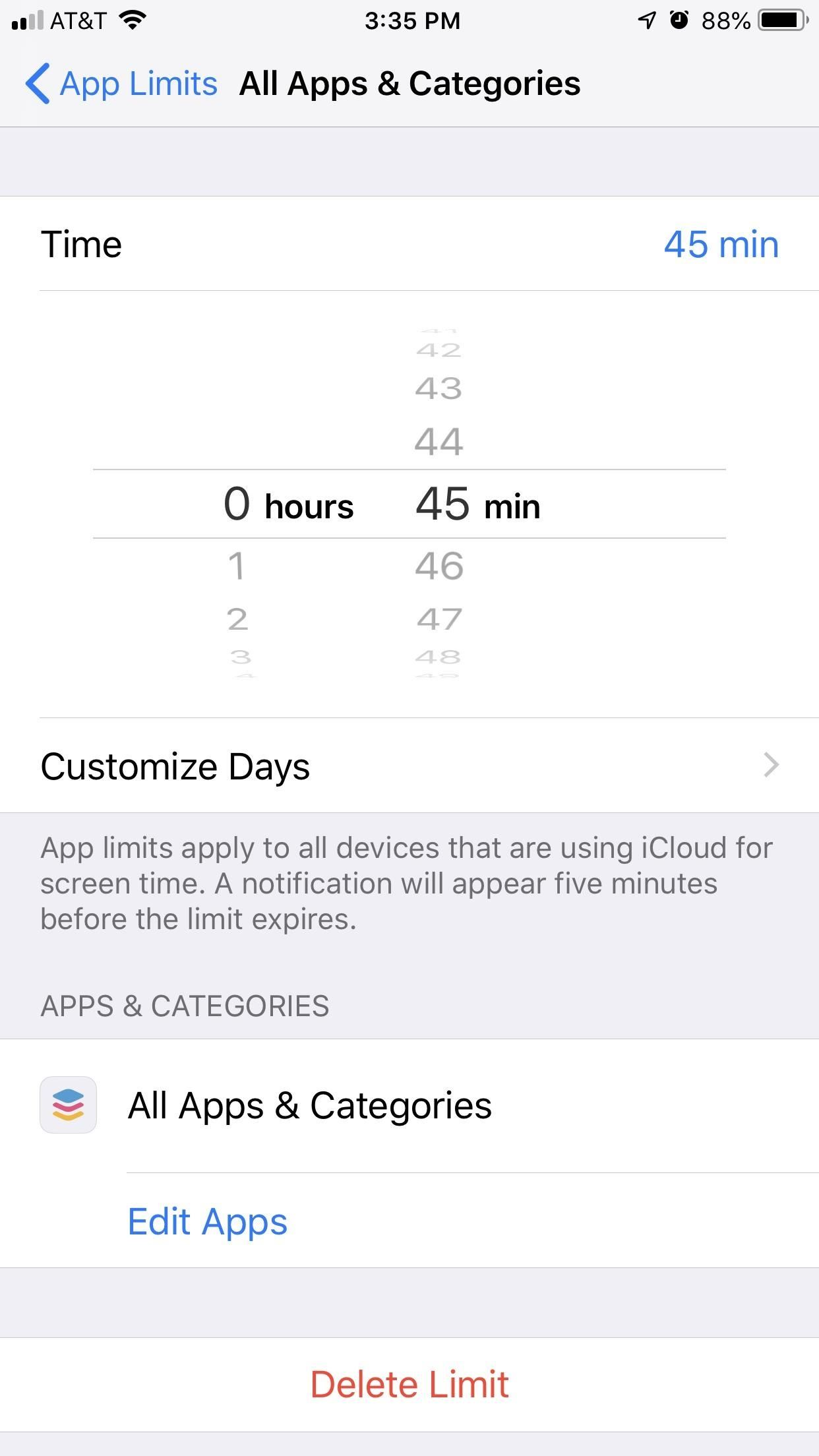 Screen Time, App Limits & Downtime: How to Use iOS 12's New Parental Controls