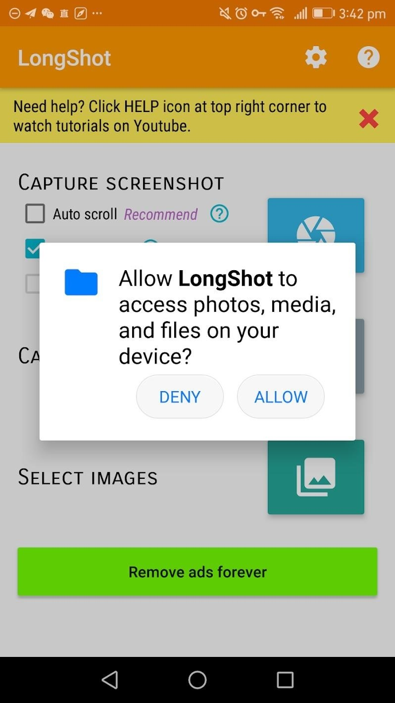 How to Take Scrolling Screenshots on Any Android Like iOS 13