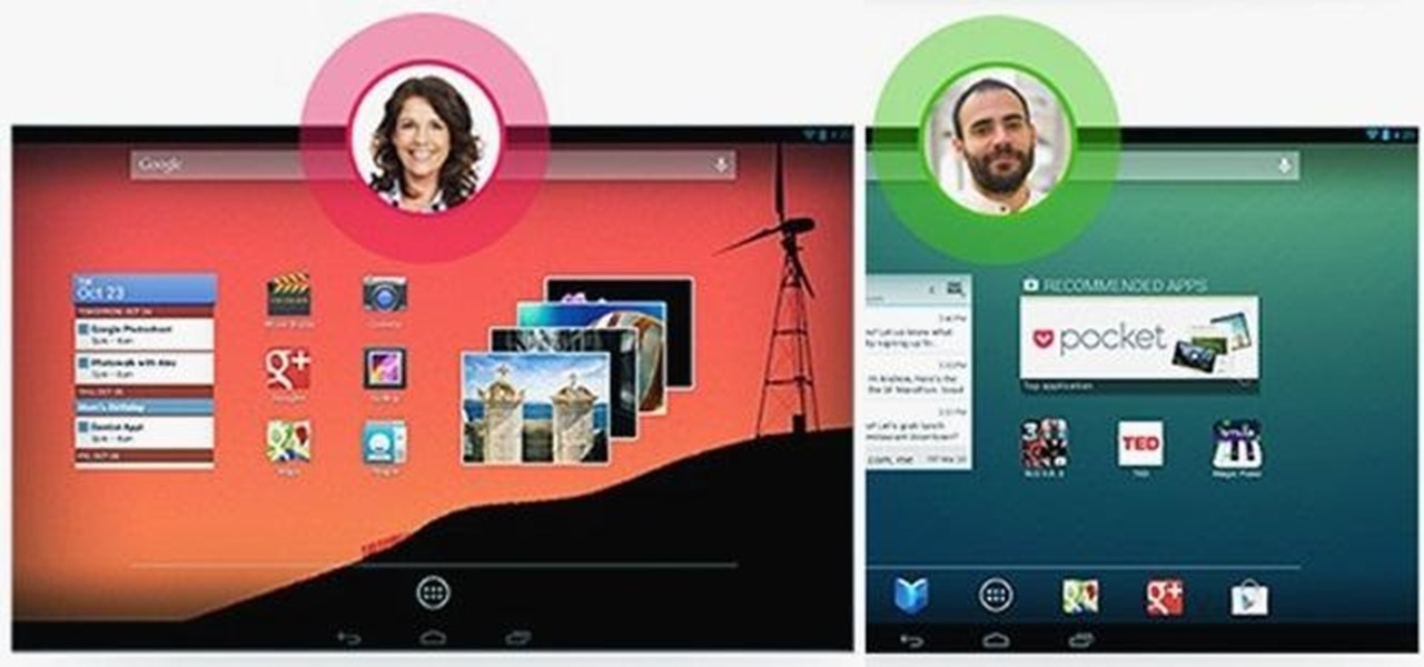 Set Up Multiple Users on Your Android Jelly Bean 4.2 Tablet