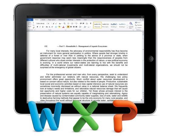 CloudOn Is Back, Plus 4 More iPad Apps for Working with Microsoft Office Docs