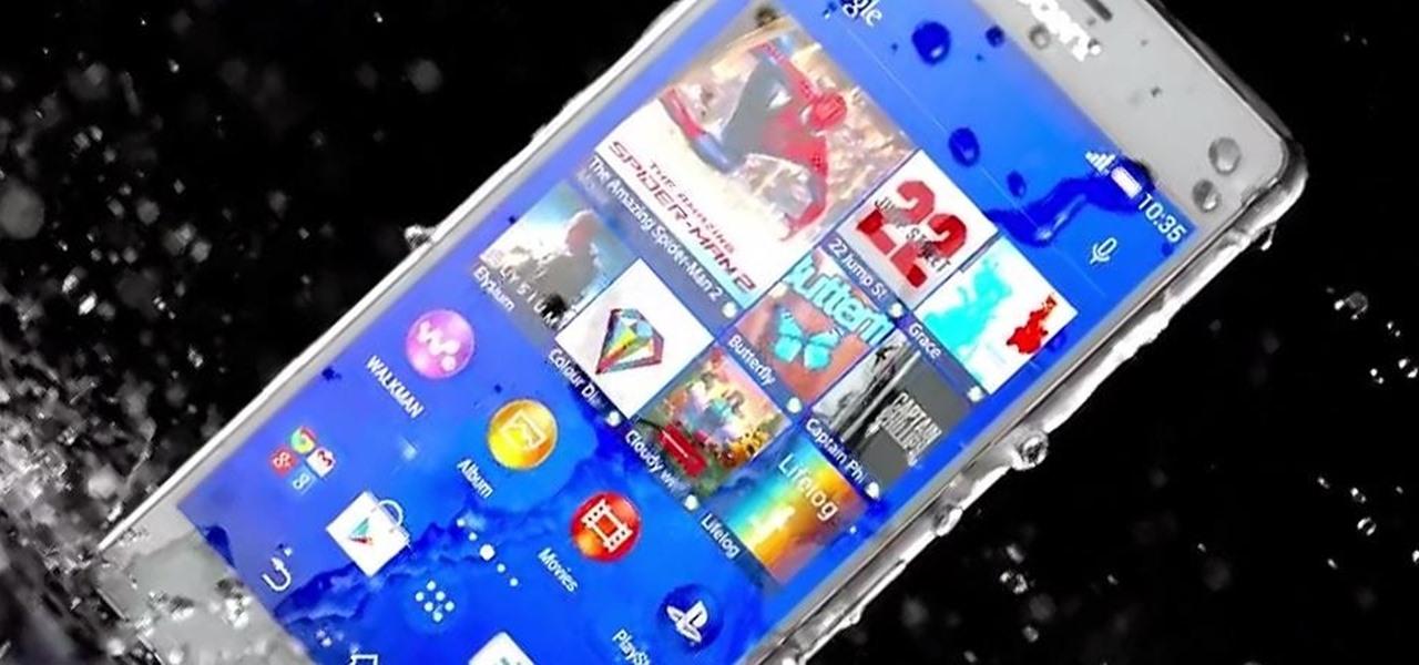Sony's Xperia Z3 Family