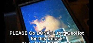 Jailbreak & unlock iPhone 3G/3GS FW 3.1 w/ 5.11 BB