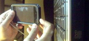 Jailbreak an iPhone 3G, iPod Touch
