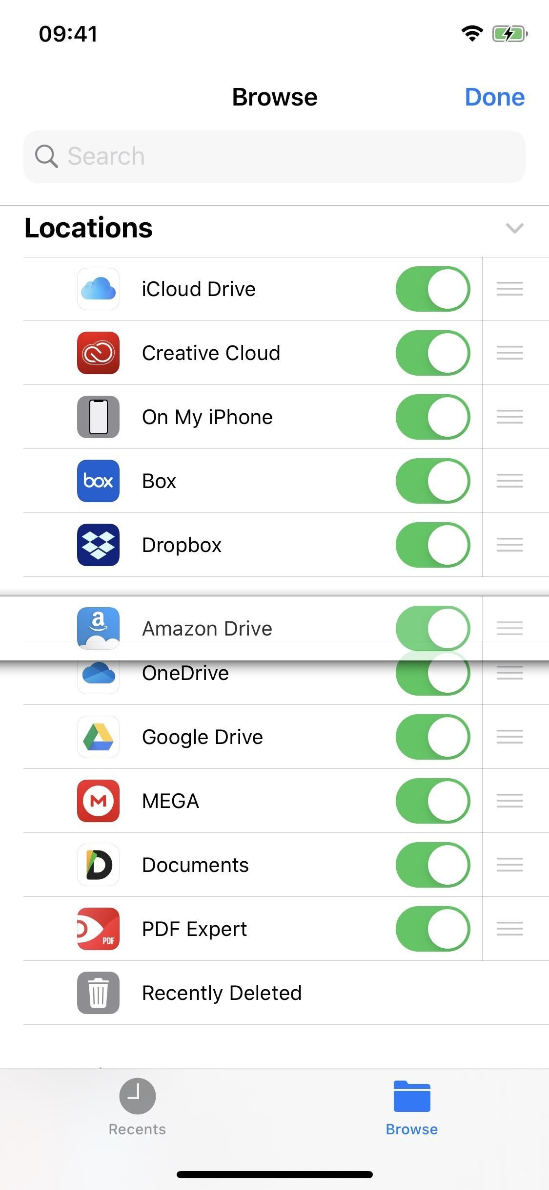 Add Dropbox, Google Drive & Other Cloud Storage Apps to Files on Your iPhone (& Manage All Your Docs from One Place)