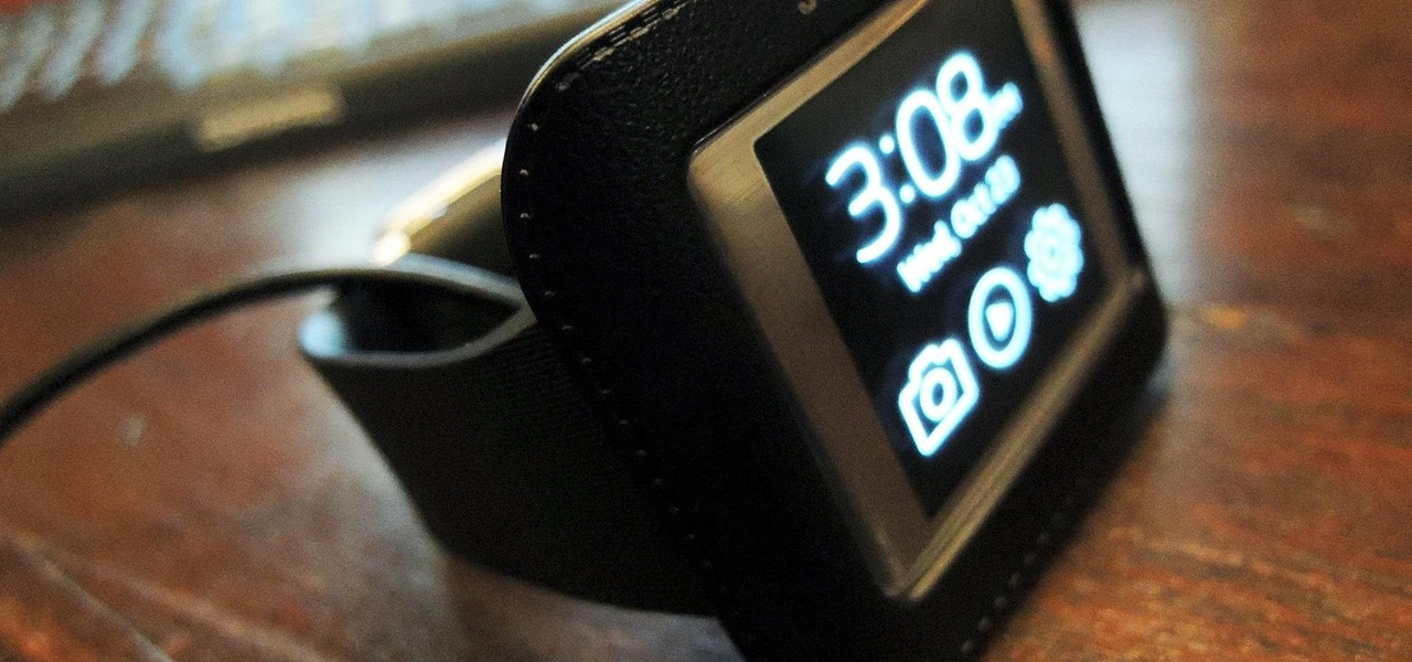 Take a Screenshot on Your Samsung Galaxy Gear Smartwatch