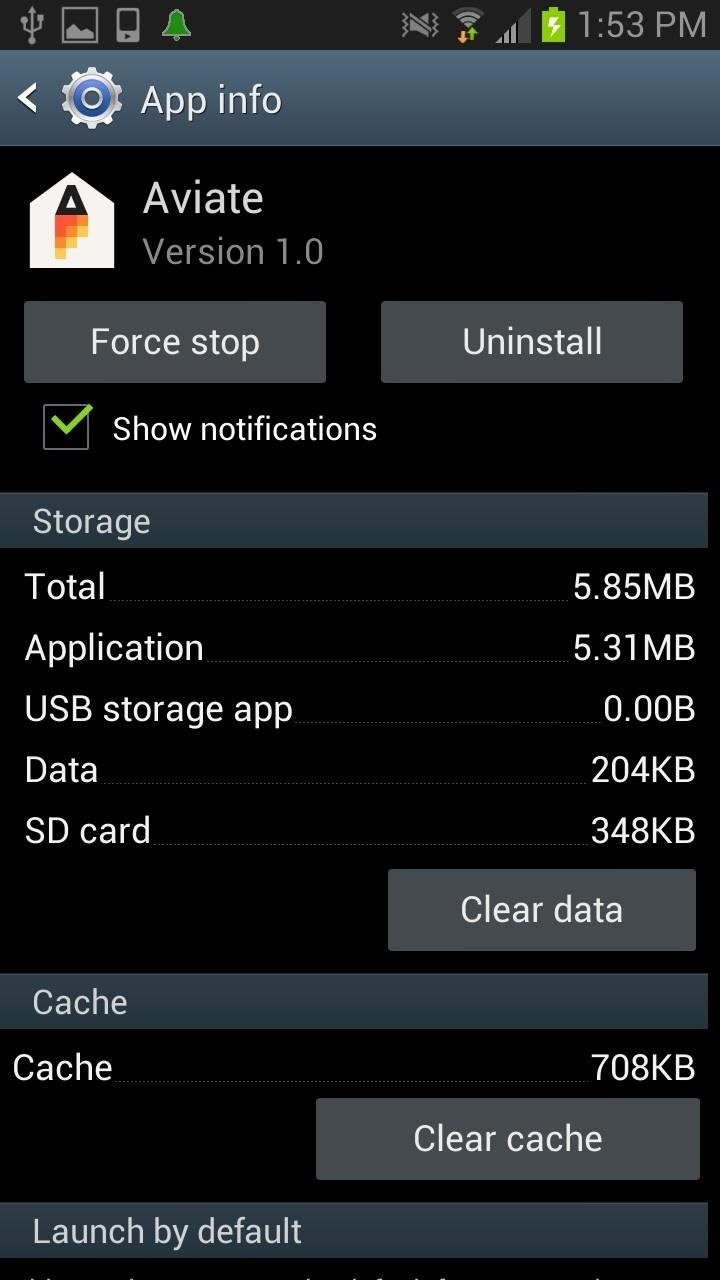 How to Aviate Your Samsung Galaxy S3 to a Perfectly Organized & More Dynamic Home Screen