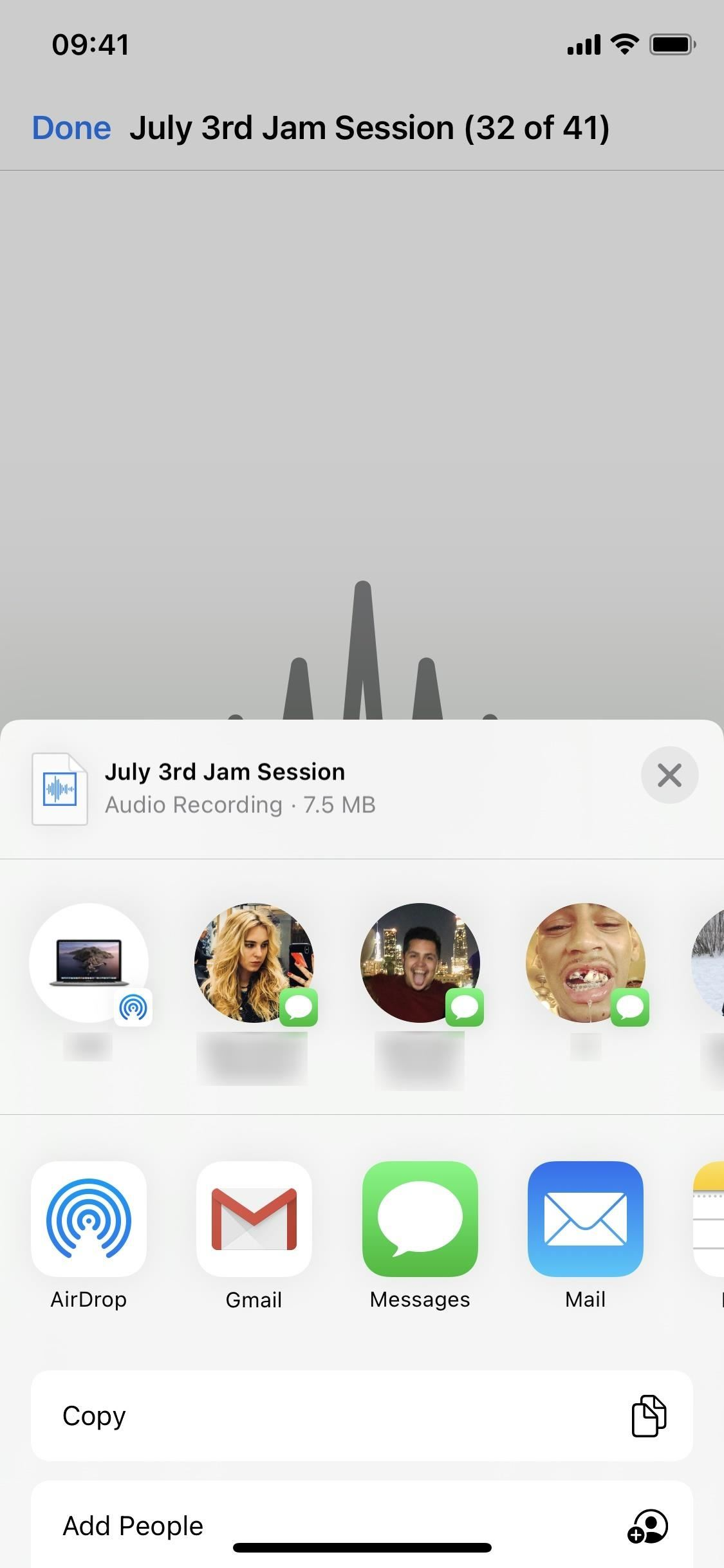Quickly Extract the Audio Track from Any Video on Your iPhone — Right from the Share Sheet