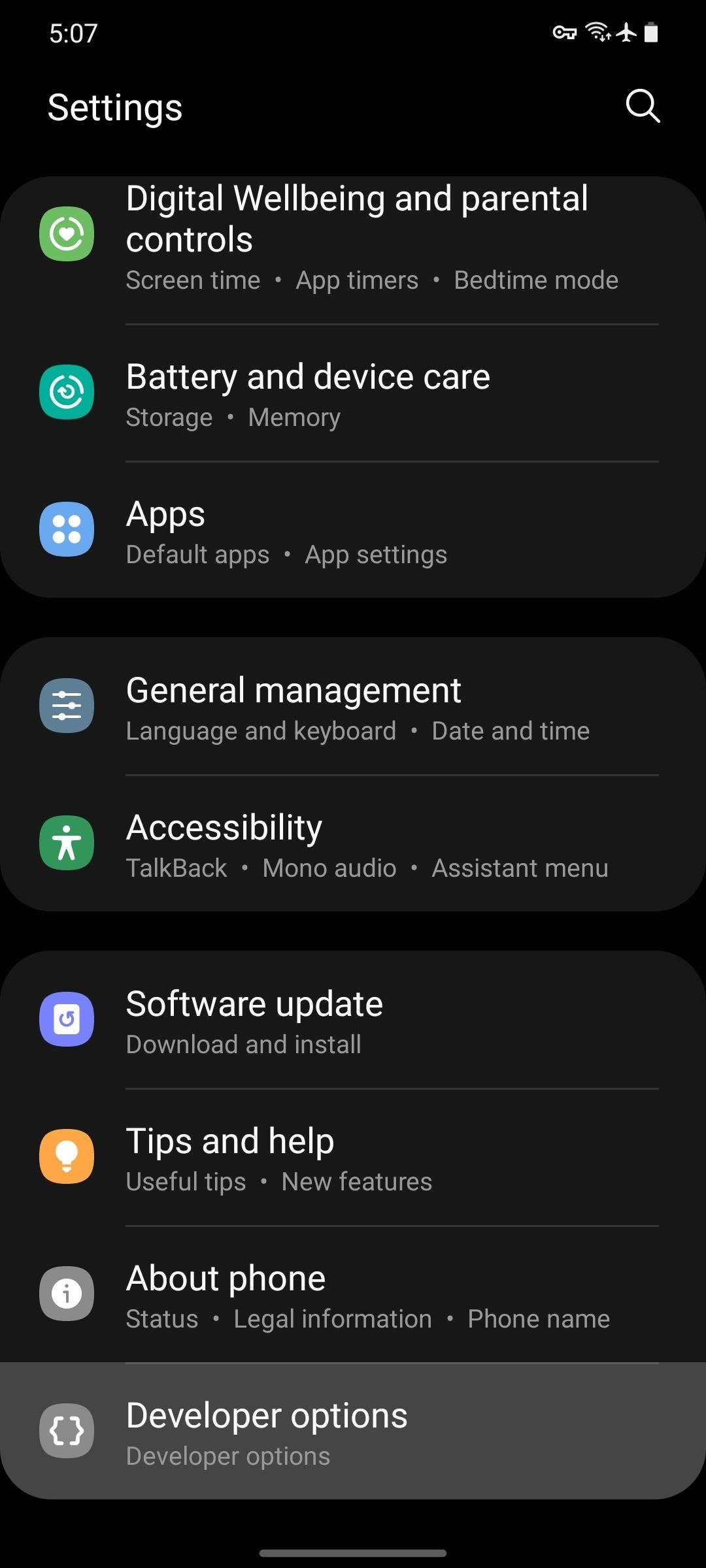 How to Use Wireless ADB in Samsung's One UI 3.0 (It's Actually Pretty Easy)