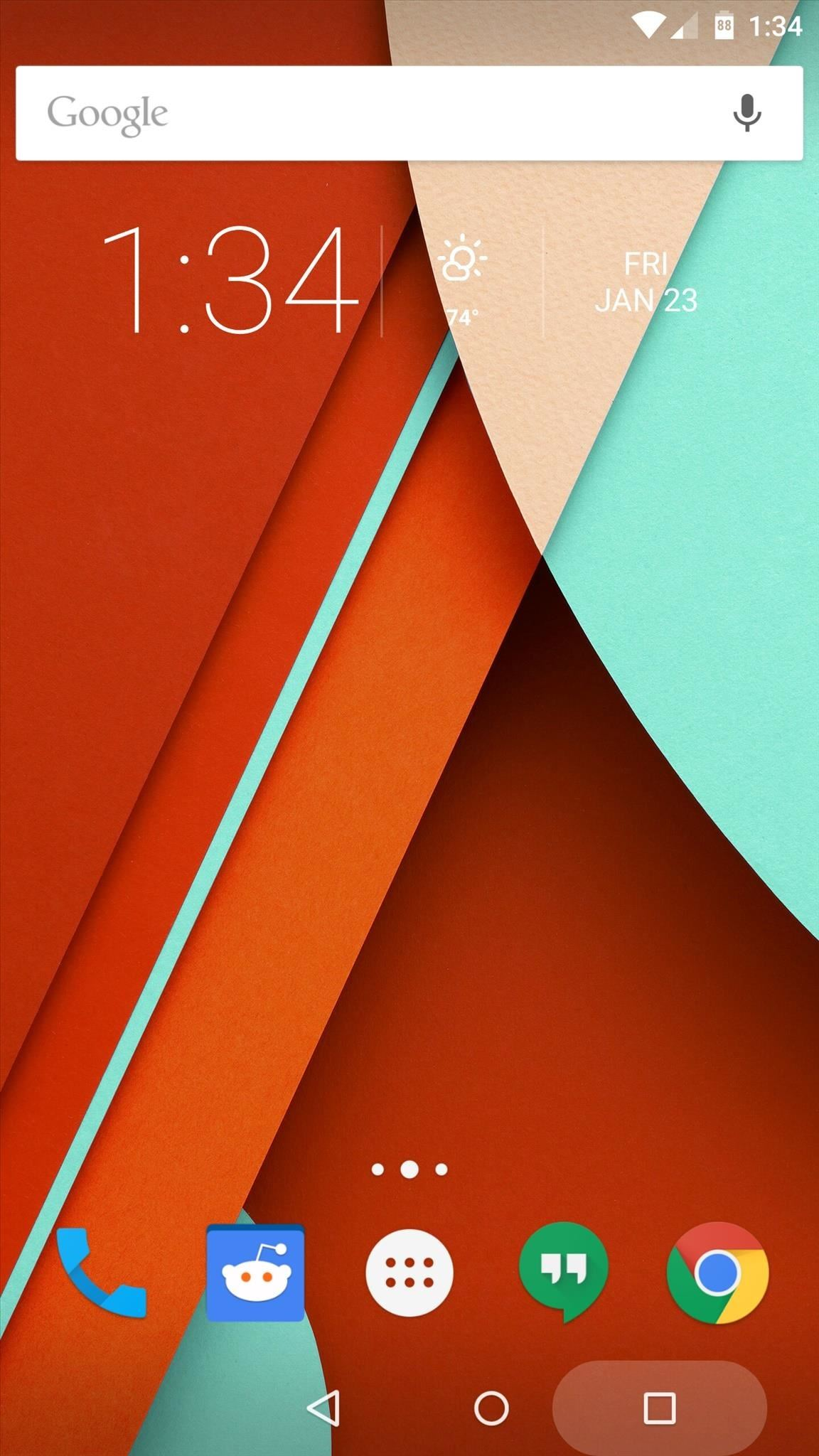 Get Custom ROM Options on Your Nexus Without Installing a Custom ROM