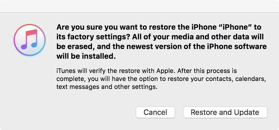 How to Unjailbreak Your iPhone & Restore It Back to Factory