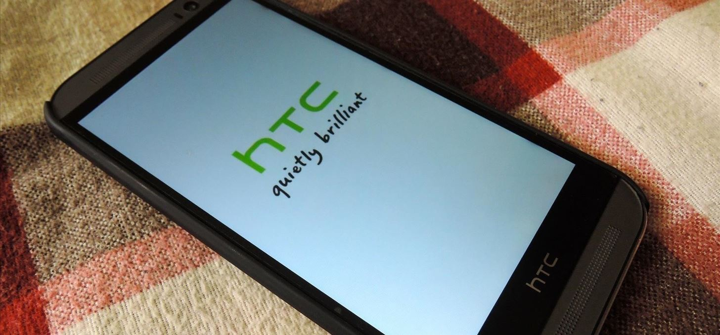 "How to Get Rid of the Annoying Red ""Development Build"" Text on Your HTC One M8's Bootsplash"