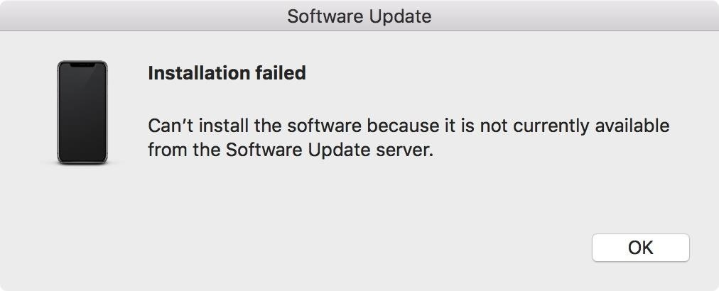 How to Fix the 'Software Update Is Required to Connect to Your iPhone' Warning on Your Mac