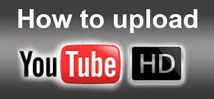 Upload, embed and watch 720p HD video on YouTube