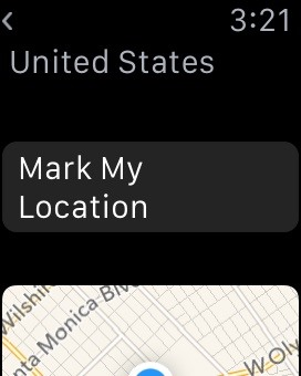 How Your Apple Watch Can Help You Find Your Parked Car