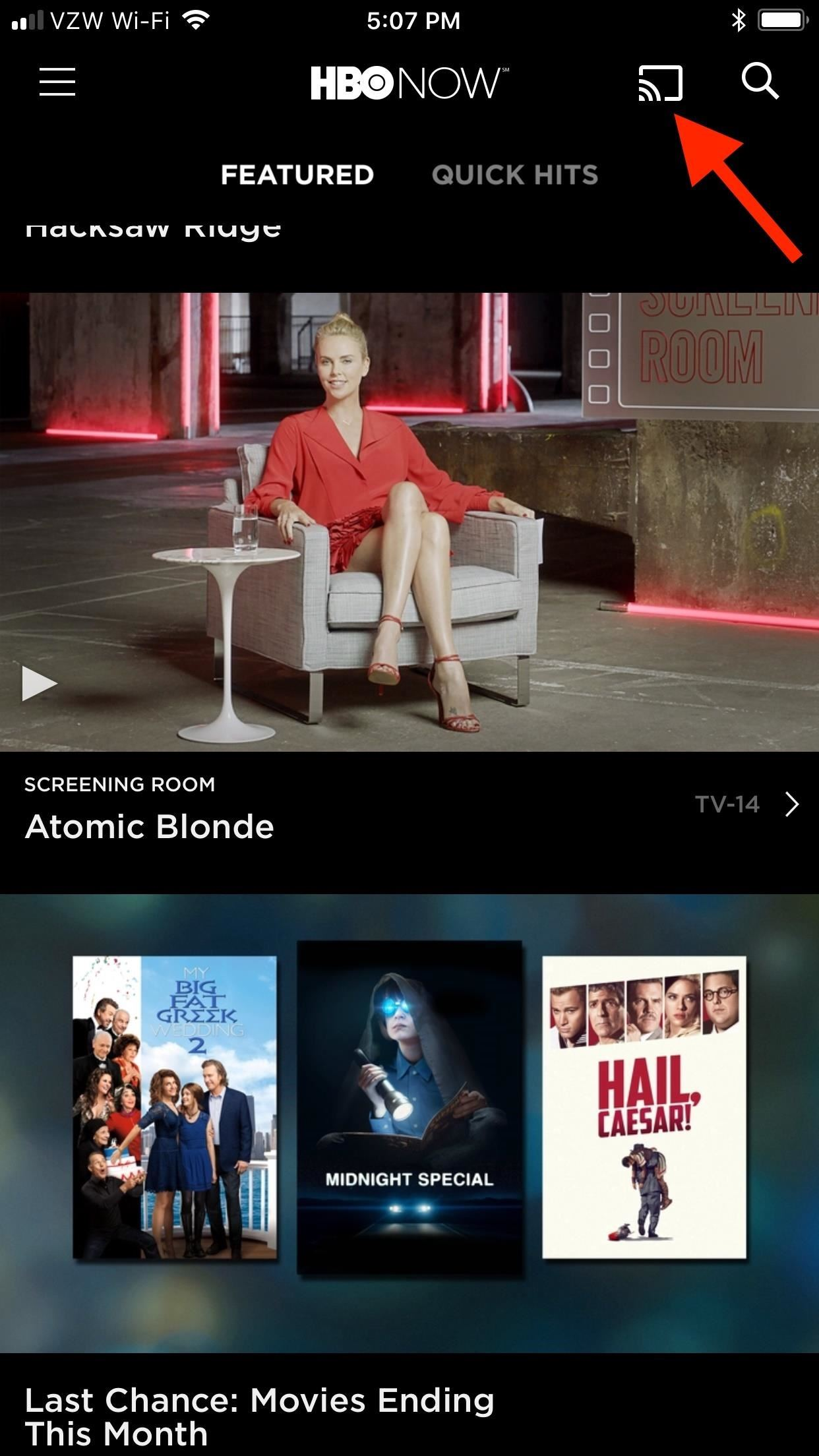 HBO Now 101: How to Cast Shows & Movies to Your TV « Smartphones