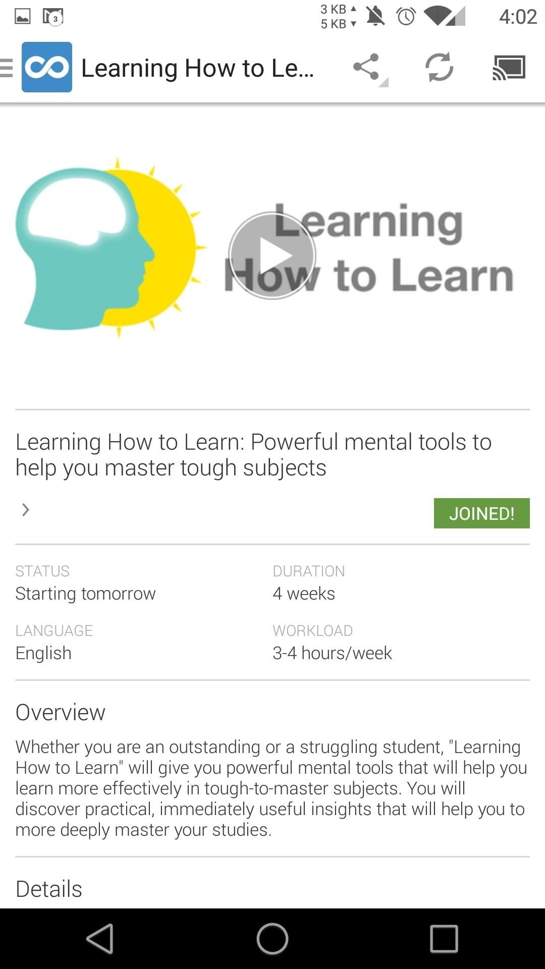 How to Take Free Classes at Home with Coursera & Your